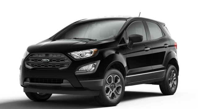 2019 Ford EcoSport S FWD SUV